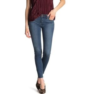 Articles of Society Katie Cropped Release Hem Jean